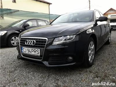 second-hand Audi A4 -Euro 5