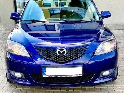 second-hand Mazda 3 MK1