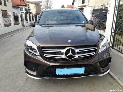 second-hand Mercedes GLE350 4matic