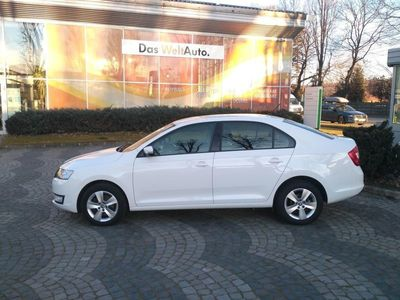 second-hand Skoda Rapid SmallFleet Ambition 1.6 TDI