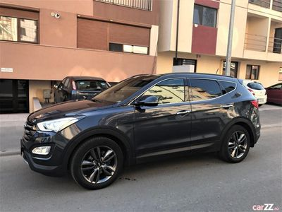 second-hand Hyundai Santa Fe luxuri edition