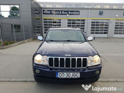 second-hand Jeep Grand Cherokee 2007 Full 3.0d