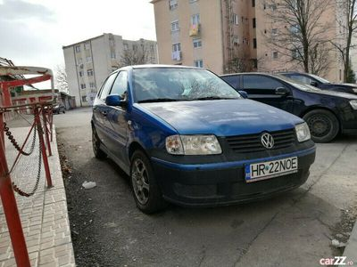 second-hand VW Polo 2001 1.4 pe benzina