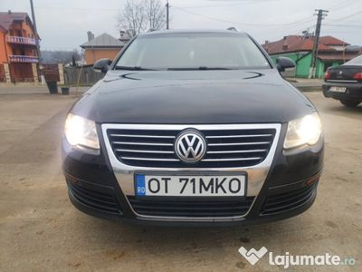 second-hand VW Passat 2.0 tdi 170cp