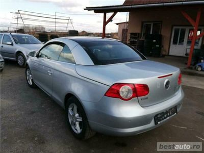 second-hand VW Eos 2.0 fsi 2007