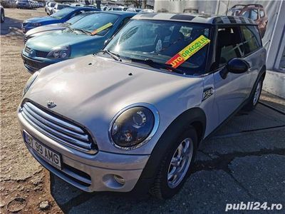 second-hand Mini Clubman 1.6 diesel-2010-Finantare rate