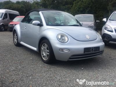second-hand VW Beetle cabriolet