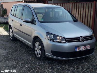 used VW Touran