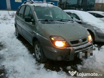 second-hand Renault Scénic suv rx4 fab.2003 inm.ro diesel 4x4