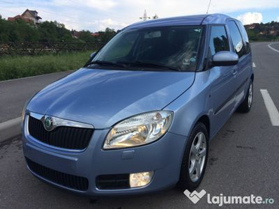 second-hand Skoda Roomster 1.9tdi