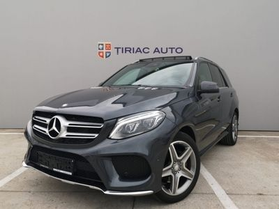 second-hand Mercedes GLE350 GLE4MATIC