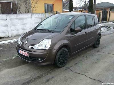 second-hand Renault Grand Modus 2012 1.5DCI EURO 5.