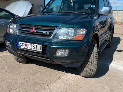 usado Mitsubishi Pajero III