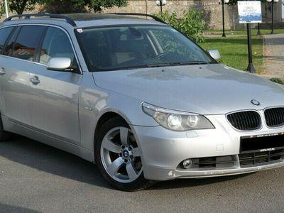 second-hand BMW 525 E61 d - an 2004, 2.5 D (Diesel)