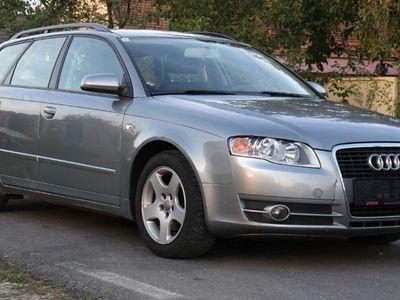 second-hand Audi A4 Avant - an 2006 luna 12, 2.0 Tdi (Diesel)
