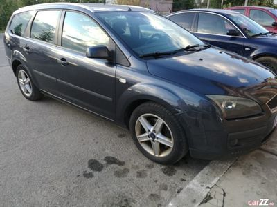 second-hand Ford Focus 2007