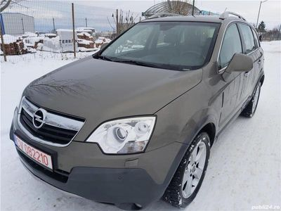 second-hand Opel Antara 2.0 Diesel 4X4 AUTOMAT FULL OPTION cu numerele v