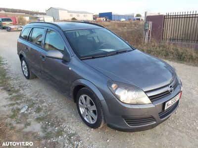 second-hand Opel Astra