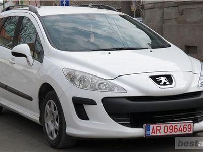 second-hand Peugeot 308 sw, 1.6 Hdi Diesel, an 2010