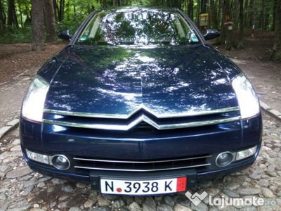 second-hand Citroën C6 2.7 v6 204 cp extra full