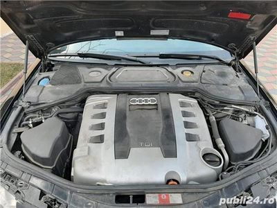 second-hand Audi A8L 2007