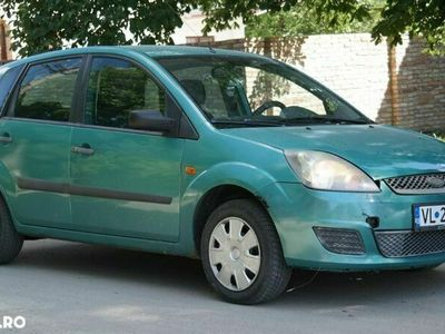 second-hand Ford Fiesta - an 2008, 1.4 Tdci (Diesel),