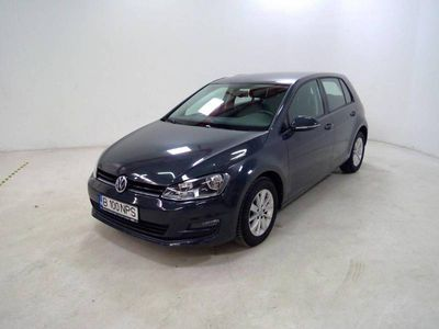 second-hand VW Golf 1.6 TDI 110CP DSG Comfortline