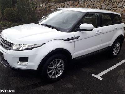 brugt Land Rover Range Rover evoque