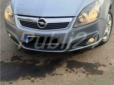 second-hand Opel Zafira B