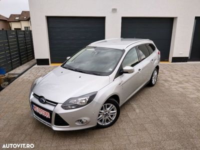 second-hand Ford Focus 2.0
