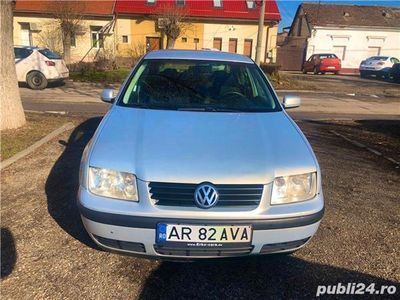second-hand VW Bora 1.6 I