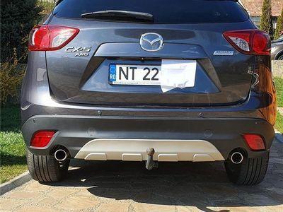 second-hand Mazda CX-5