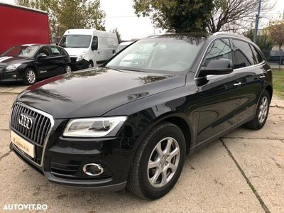 second-hand Audi Q5 din 2017