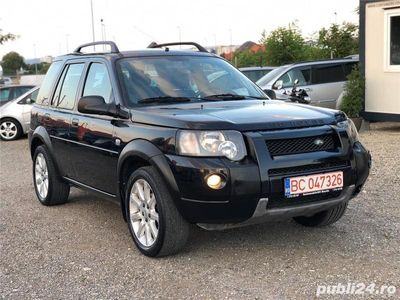 second-hand Land Rover Freelander Automat, 2006, 4x4, Posibilitate = RA