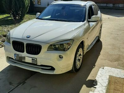 second-hand BMW X1 Motor 2.0d Xdrive