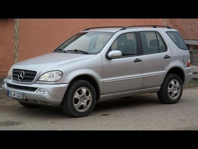 second-hand Mercedes ML270