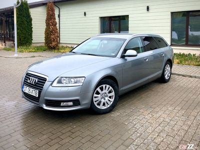second-hand Audi A6 2009 Facelift 2.7 Tdi 190 CP Euro 5