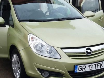 used Opel Corsa d 1.3