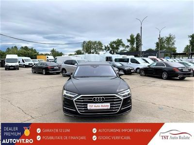 second-hand Audi A8 din 2018