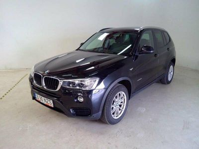 second-hand BMW X3 20d 190CP xDrive Automatic