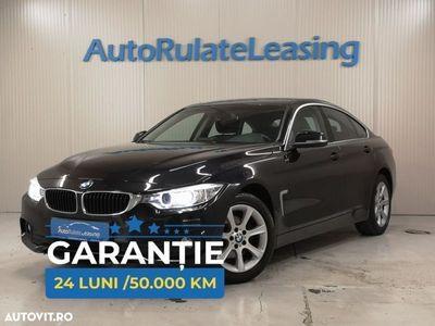 second-hand BMW 420 din 2014