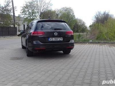 second-hand VW Passat 190cp 4x4 euro6 dsg 4motion