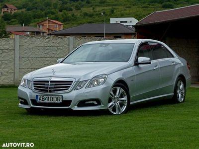 second-hand Mercedes E250 E