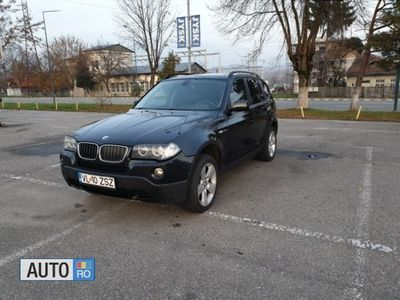second-hand BMW X3 xDrive 4x4 Full Option!