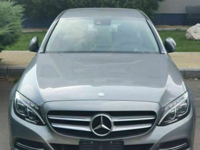 second-hand Mercedes C250