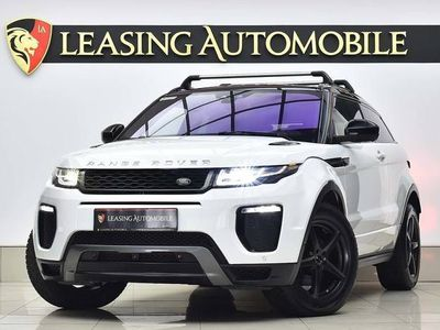 second-hand Land Rover Range Rover evoque RANGE