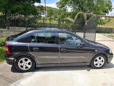 second-hand Opel Astra GPL, 1.6l, 101 cp