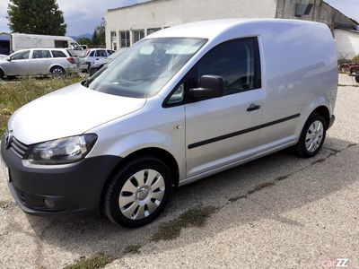 second-hand VW Caddy 1,6tdi euro5