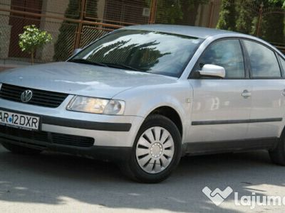 second-hand VW Passat - an 1997, 1.6 (Benzina+GPL),