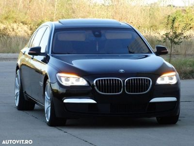 used BMW 750 Seria 7